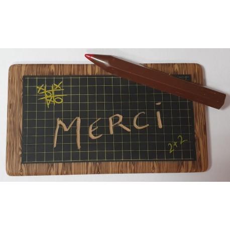 bonbonnière Cœur Caramel Liquide enrobé de Chocolat Noir - 95 grs Net