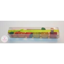 Réglette Pâtes d'Amandes - 100 grs Net