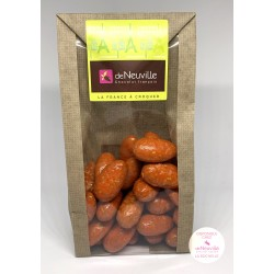Sachet Coulis d'orange confites enrobé de Chocolat - 160 g Net