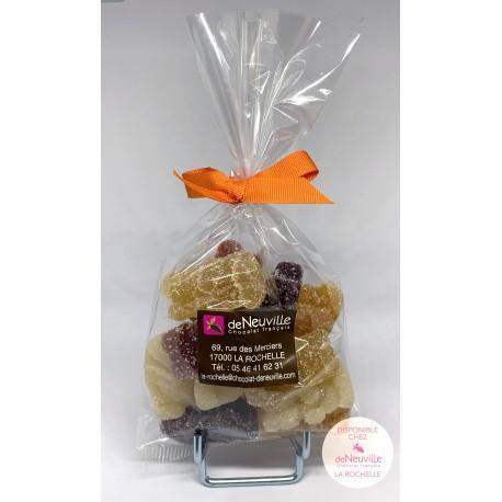 Ourson - Pâtes de Fruits - 145 grs Net
