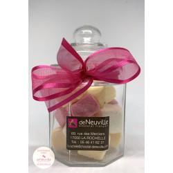 bonbonnière Guimauves - 4 parfums - 85 grs Net