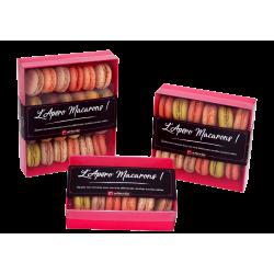 Coffret 24 Macarons - Salé